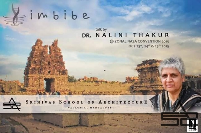 Talk by Ar. Nalini Thakur